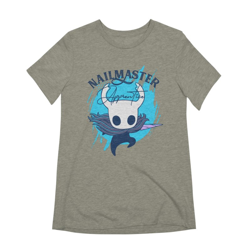 Hollow Knight Women's Extra Soft T-Shirt by tulleceria