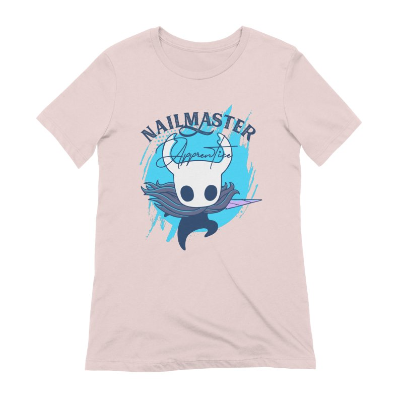 Hollow Knight Women's T-Shirt by tulleceria