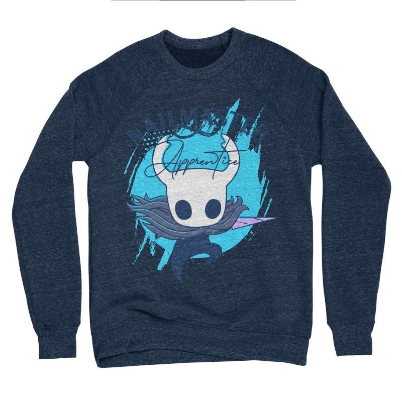 Hollow Knight Men's Sponge Fleece Sweatshirt by tulleceria