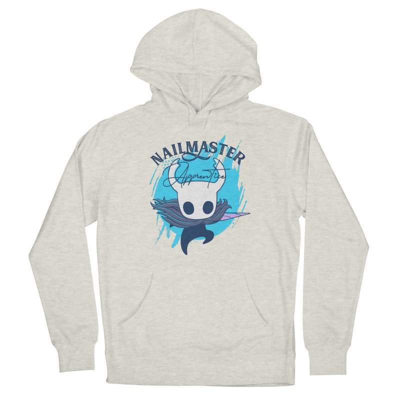 Hollow Knight Men's French Terry Pullover Hoody by tulleceria