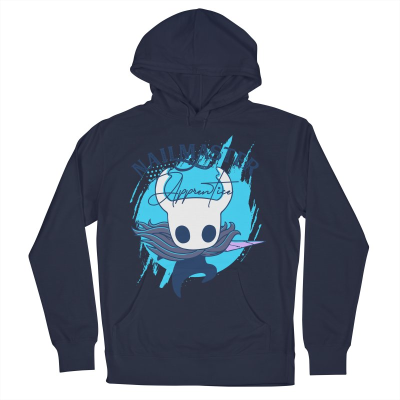Hollow Knight Women's French Terry Pullover Hoody by tulleceria