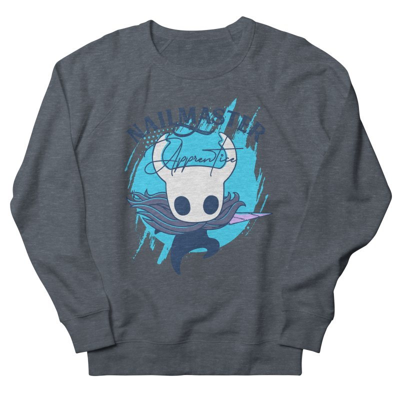 Hollow Knight Men's French Terry Sweatshirt by tulleceria