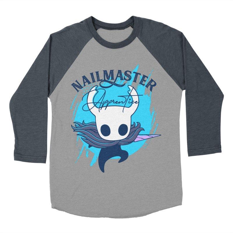 Hollow Knight Women's Baseball Triblend Longsleeve T-Shirt by tulleceria