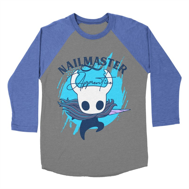 Hollow Knight Men's Baseball Triblend Longsleeve T-Shirt by tulleceria