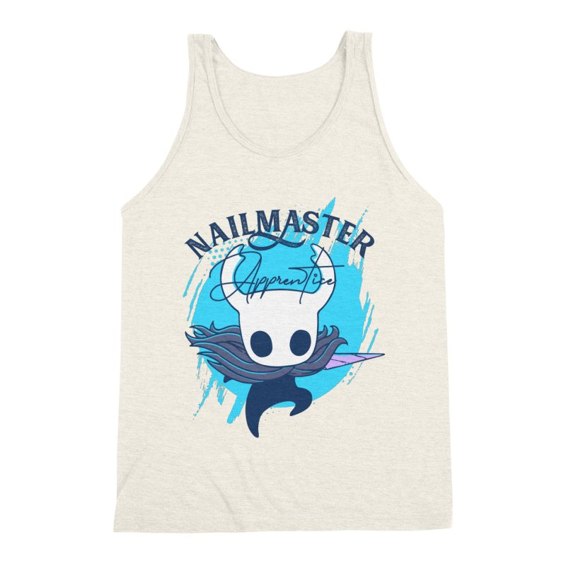 Hollow Knight Men's Triblend Tank by tulleceria