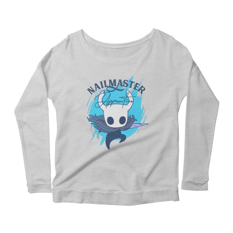 Hollow Knight Women's Scoop Neck Longsleeve T-Shirt by tulleceria