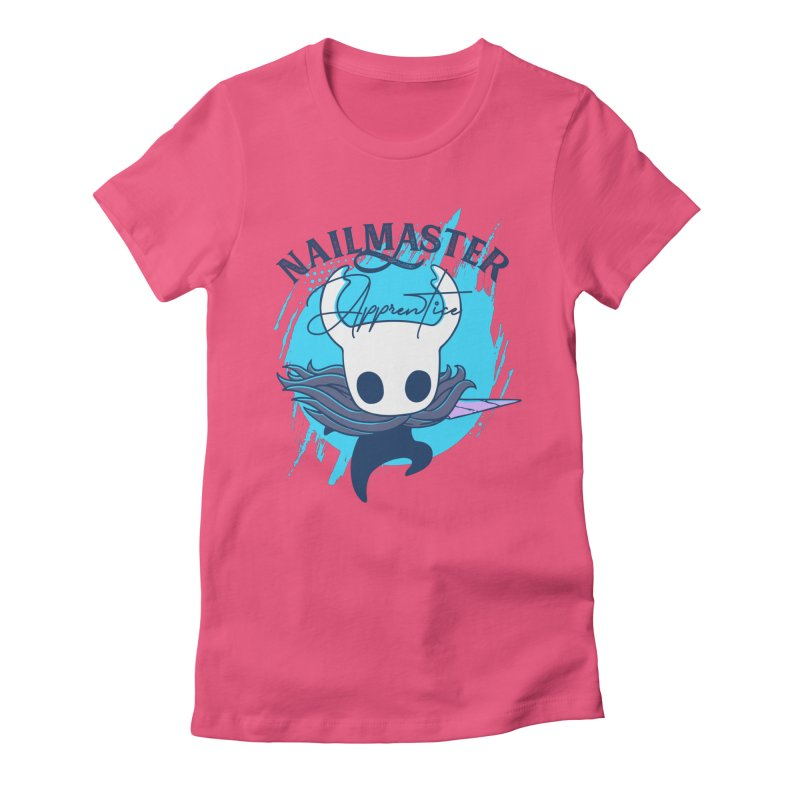 Hollow Knight Women's Fitted T-Shirt by tulleceria