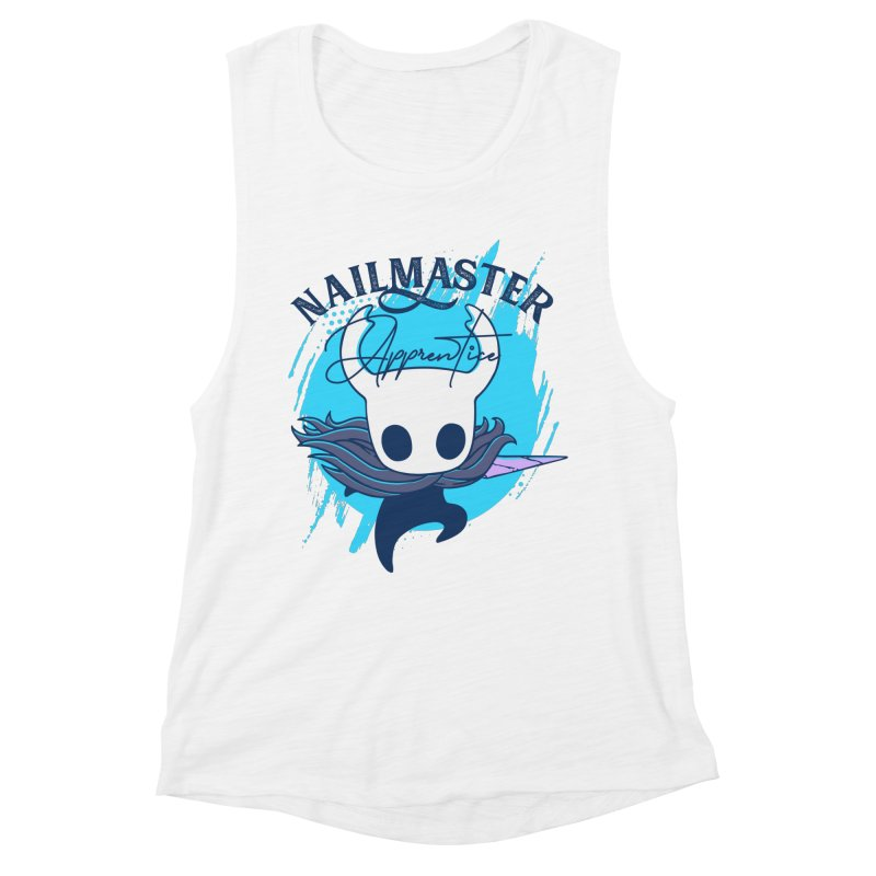Hollow Knight Women's Muscle Tank by tulleceria