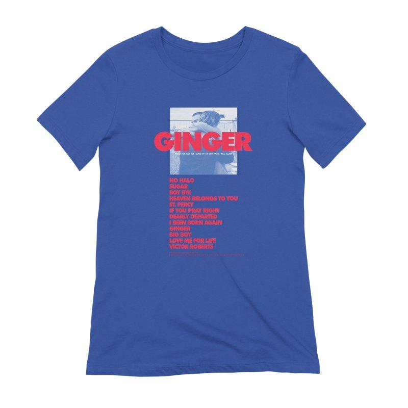 BROCKHAMPTON GINGER Women's T-Shirt by tulleceria