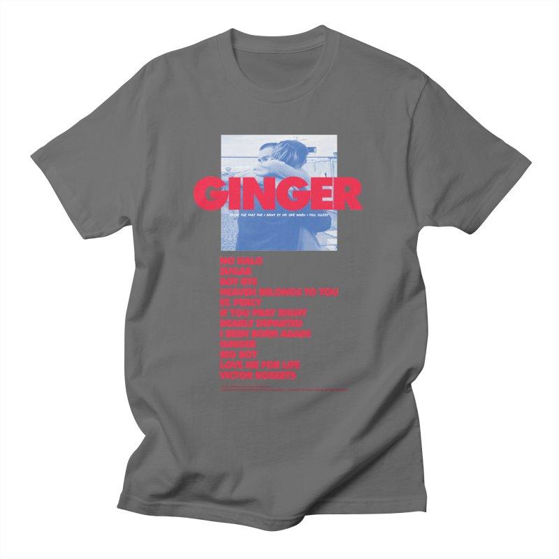 BROCKHAMPTON GINGER Men's T-Shirt by tulleceria