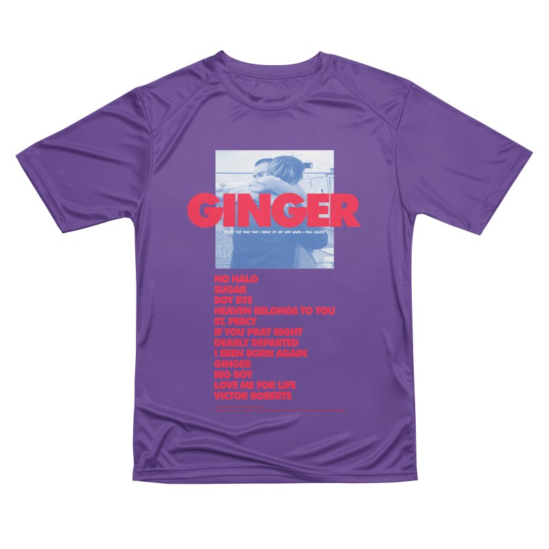 BROCKHAMPTON GINGER Men's Performance T-Shirt by tulleceria