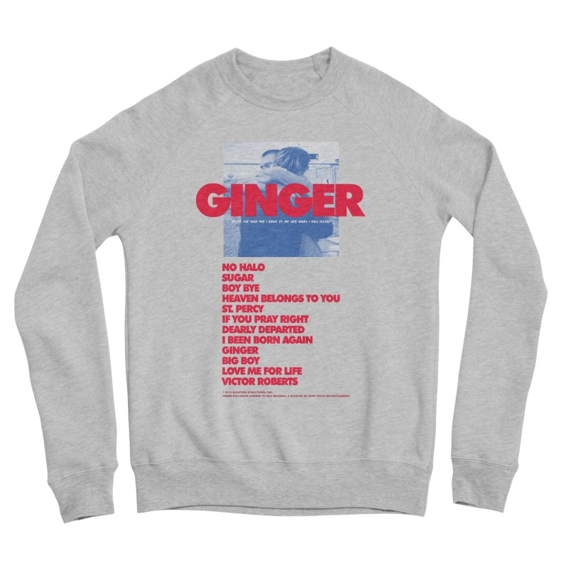 BROCKHAMPTON GINGER Men's Sponge Fleece Sweatshirt by tulleceria
