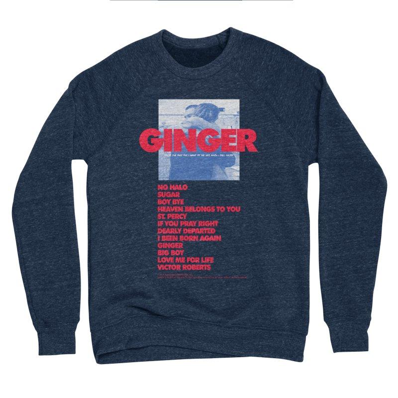 BROCKHAMPTON GINGER Women's Sponge Fleece Sweatshirt by tulleceria
