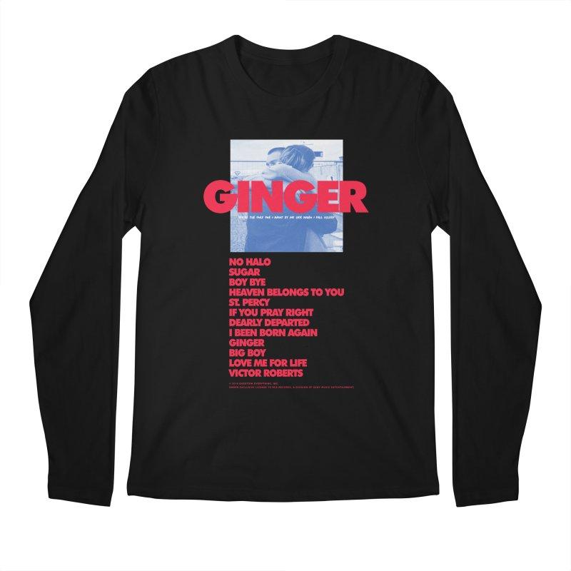 BROCKHAMPTON GINGER Men's Regular Longsleeve T-Shirt by tulleceria