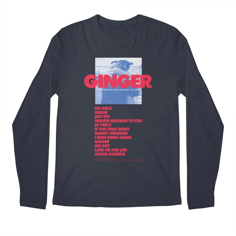 BROCKHAMPTON GINGER Men's Longsleeve T-Shirt by tulleceria