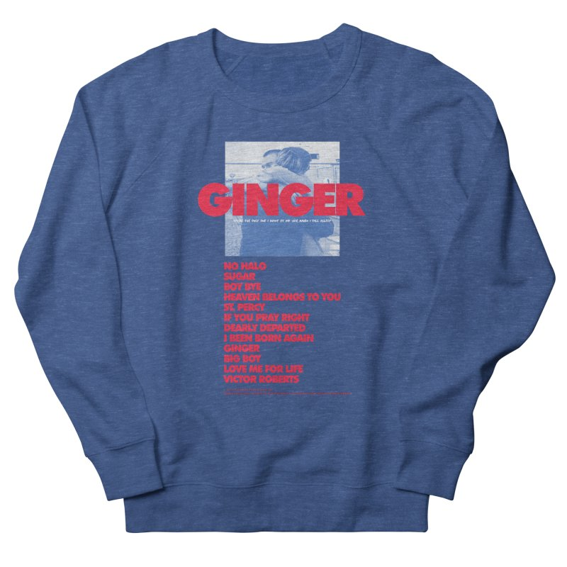 BROCKHAMPTON GINGER Men's French Terry Sweatshirt by tulleceria