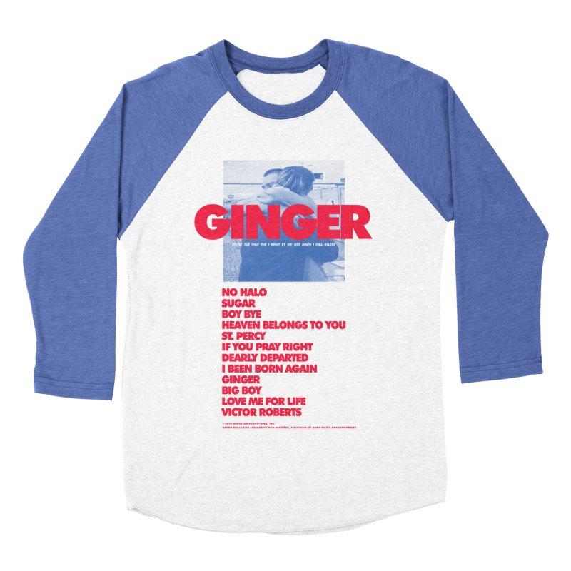 BROCKHAMPTON GINGER Women's Baseball Triblend Longsleeve T-Shirt by tulleceria