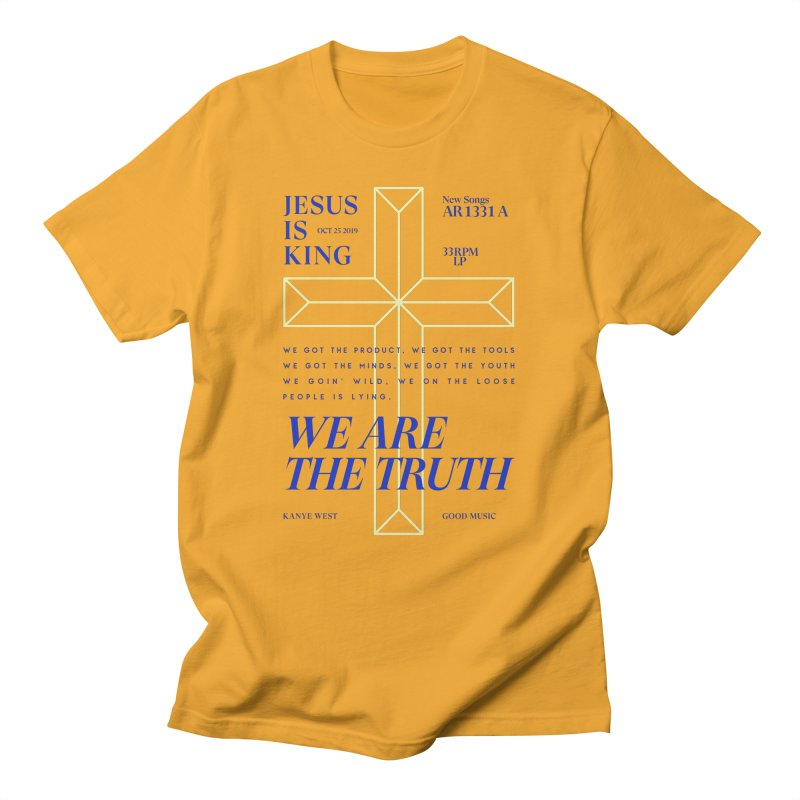 Kanye West Jesus Is King Women's T-Shirt by tulleceria