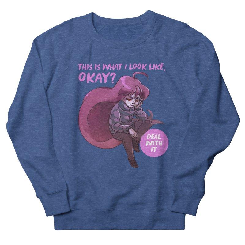 Badeline Men's Sweatshirt by tulleceria