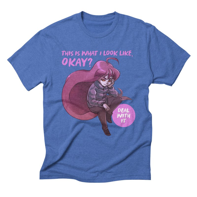 Badeline Men's T-Shirt by tulleceria