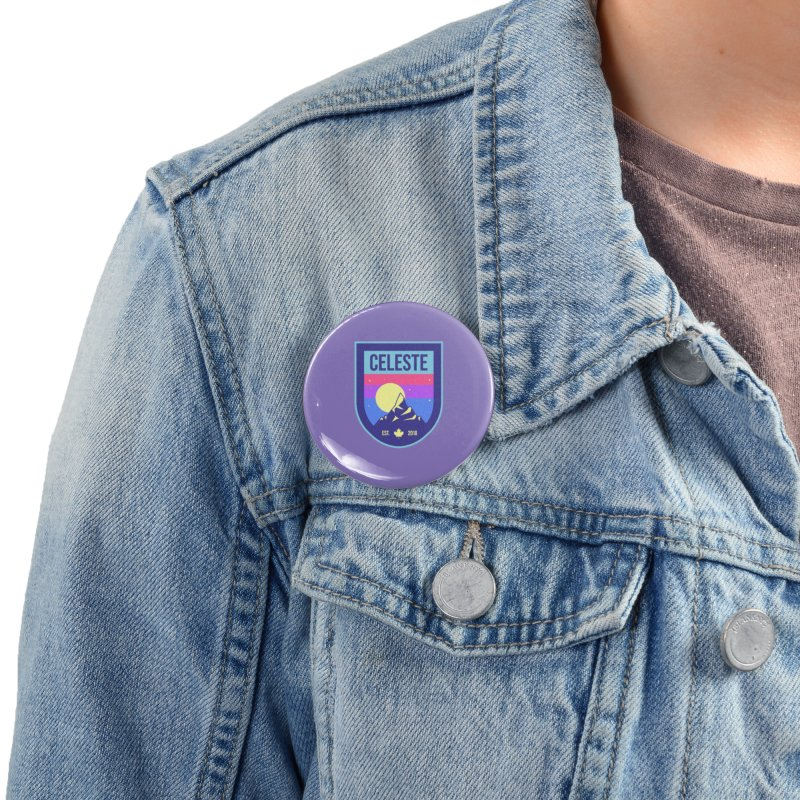 Badge Accessories Button by tulleceria