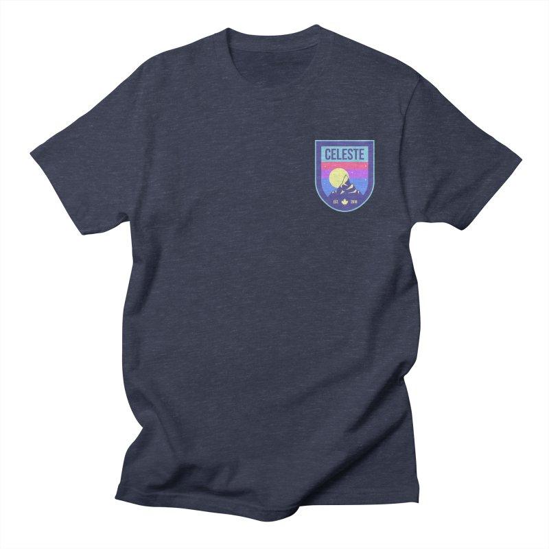 Badge Men's Regular T-Shirt by tulleceria