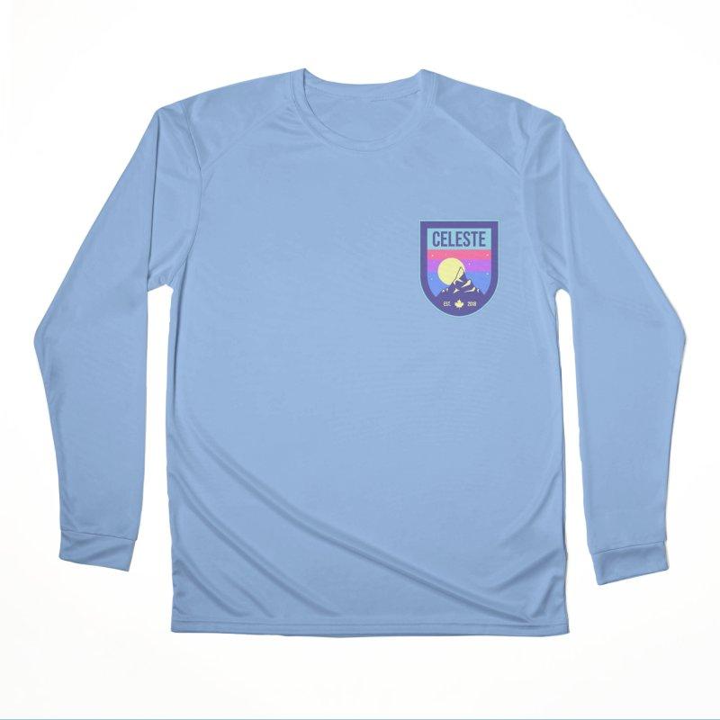 Badge Men's Longsleeve T-Shirt by tulleceria