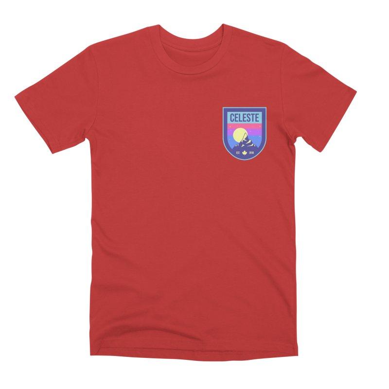 Badge Men's Premium T-Shirt by tulleceria
