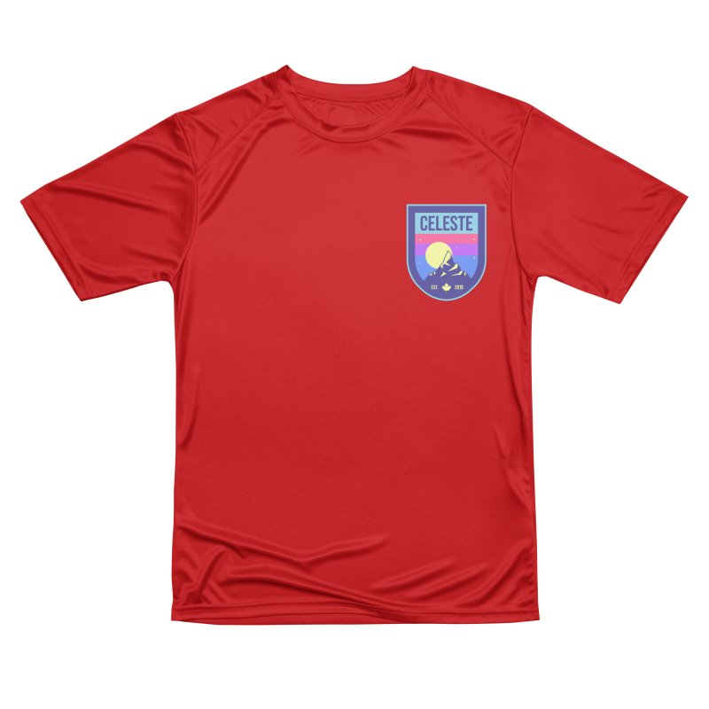 Badge Men's Performance T-Shirt by tulleceria