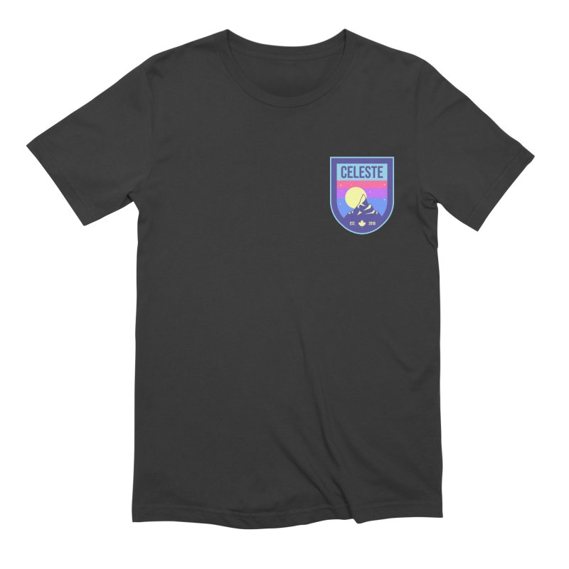 Badge Men's Extra Soft T-Shirt by tulleceria