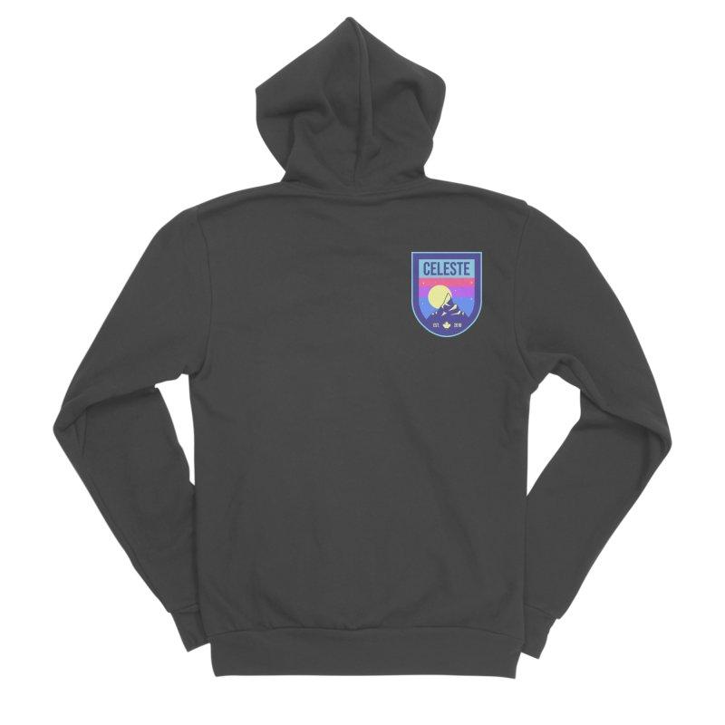 Badge Women's Zip-Up Hoody by tulleceria