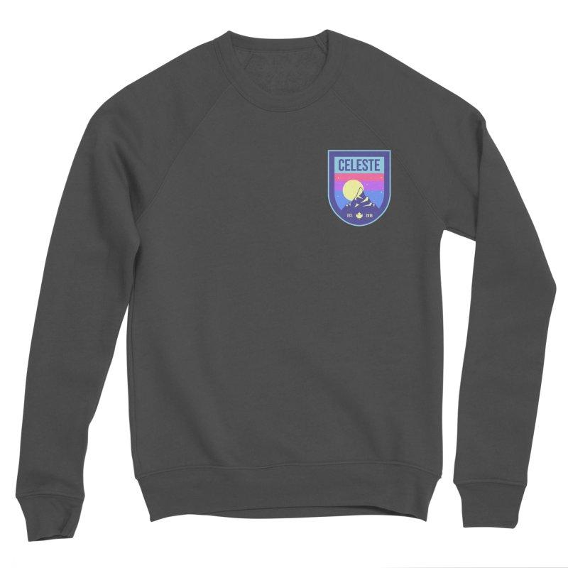 Badge Women's Sponge Fleece Sweatshirt by tulleceria