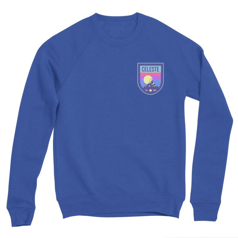 Badge Men's Sweatshirt by tulleceria