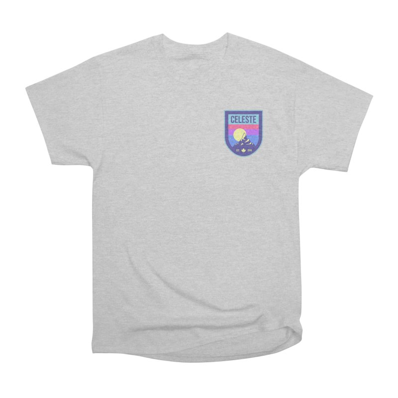 Badge Men's T-Shirt by tulleceria