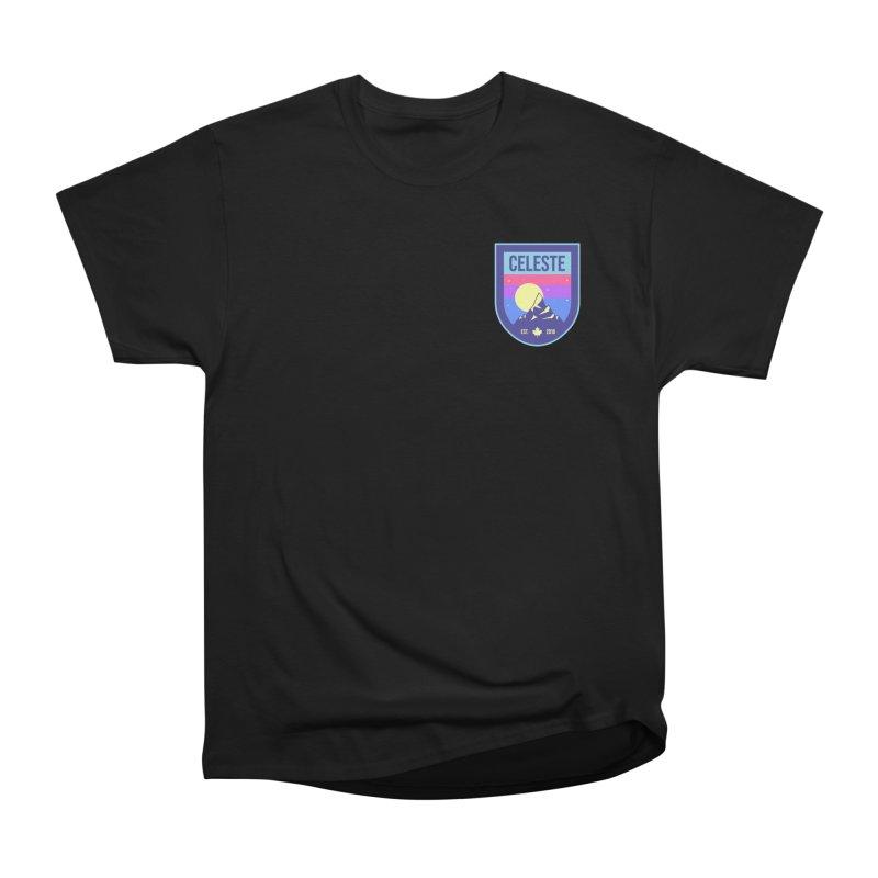 Badge Women's Heavyweight Unisex T-Shirt by tulleceria