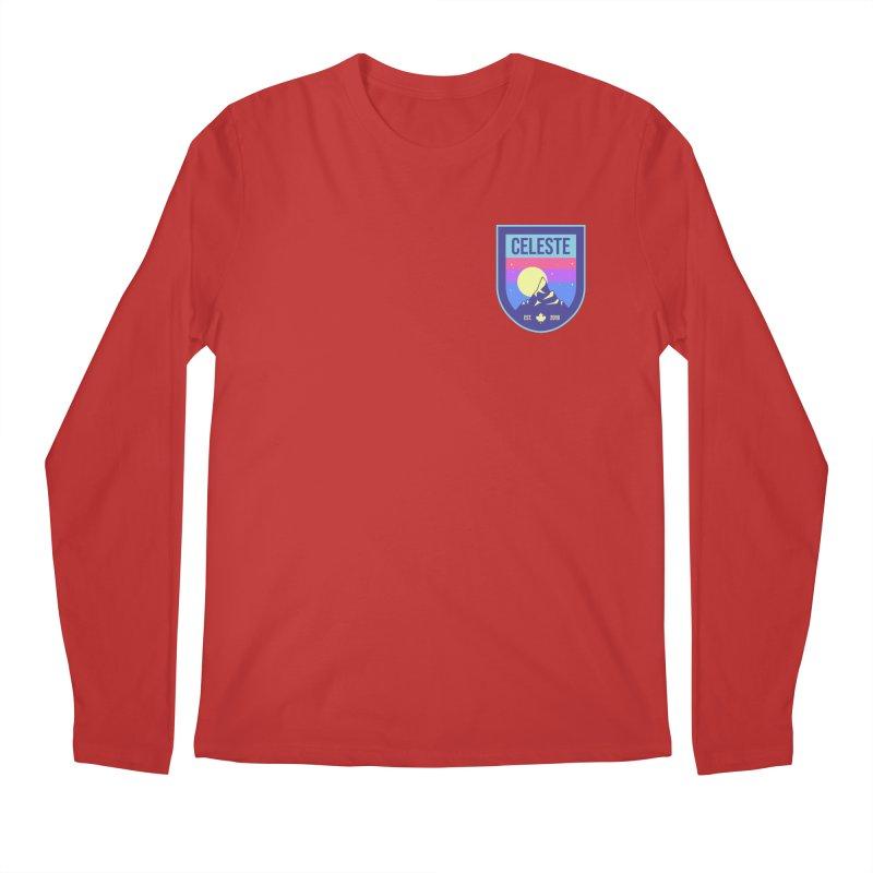 Badge Men's Regular Longsleeve T-Shirt by tulleceria