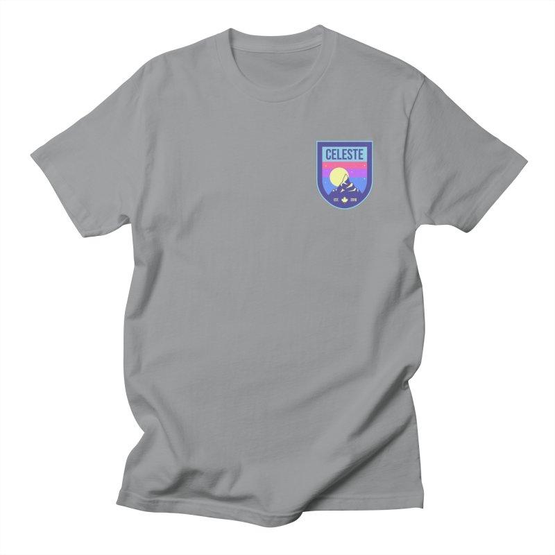 Badge Men's T-Shirt by tulleceria