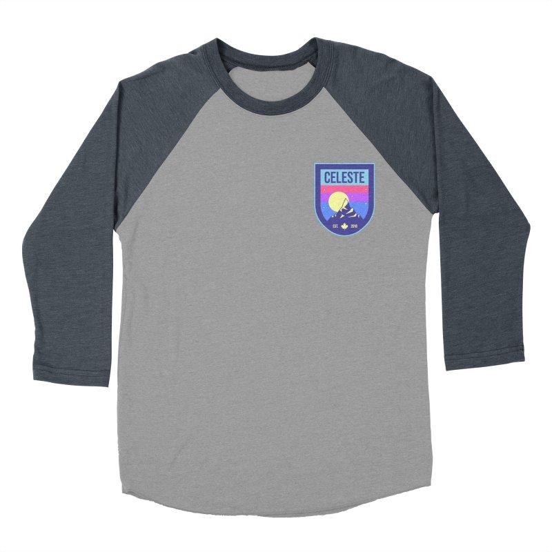 Badge Women's Baseball Triblend Longsleeve T-Shirt by tulleceria