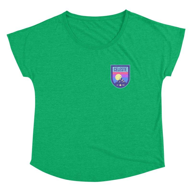 Badge Women's Scoop Neck by tulleceria