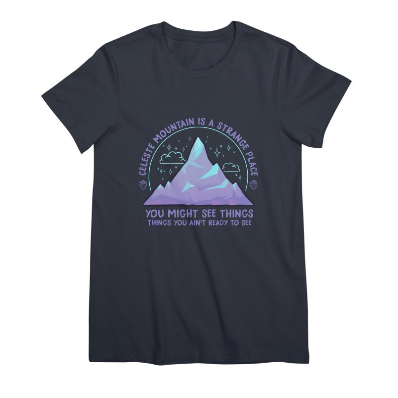 Mountain Women's T-Shirt by tulleceria