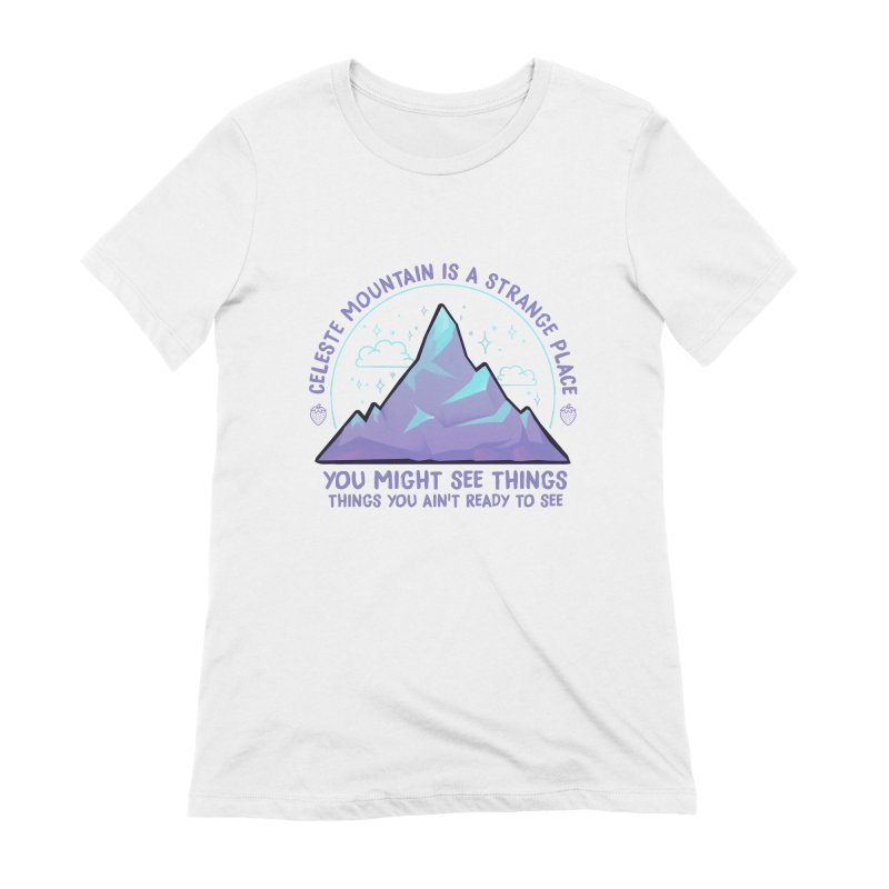 Mountain Women's Extra Soft T-Shirt by tulleceria