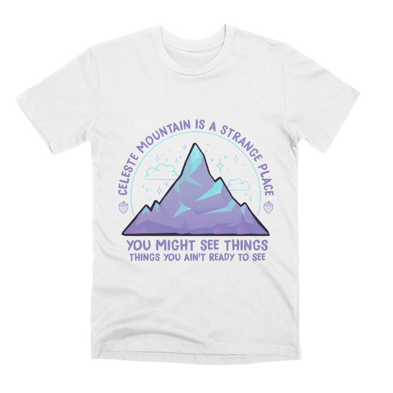 Mountain Men's T-Shirt by tulleceria