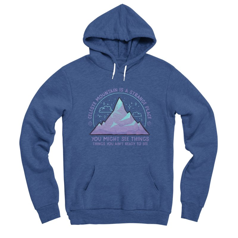 Mountain Women's Pullover Hoody by tulleceria
