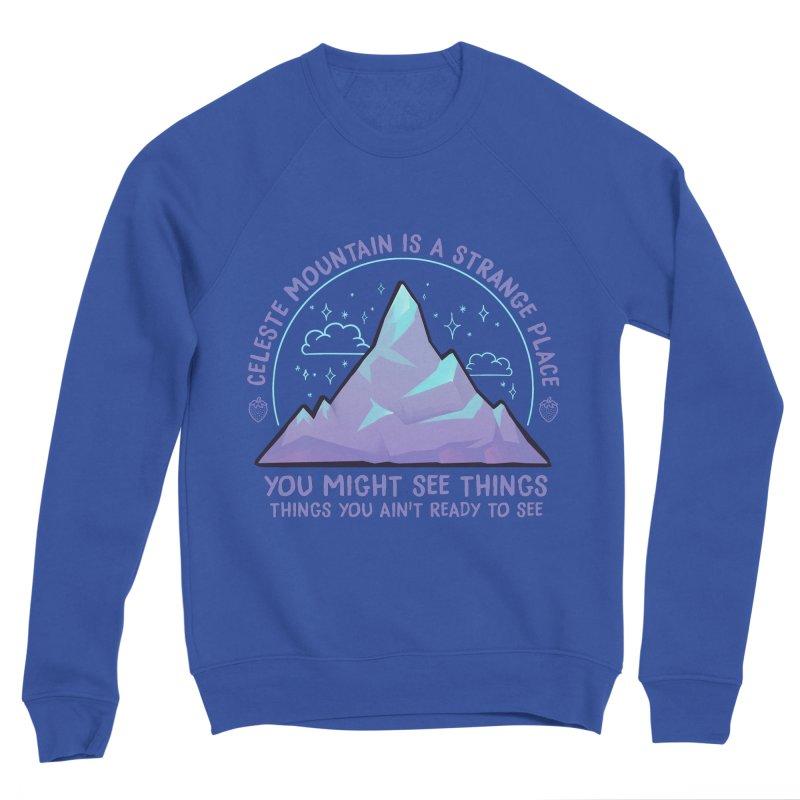 Mountain Women's Sponge Fleece Sweatshirt by tulleceria