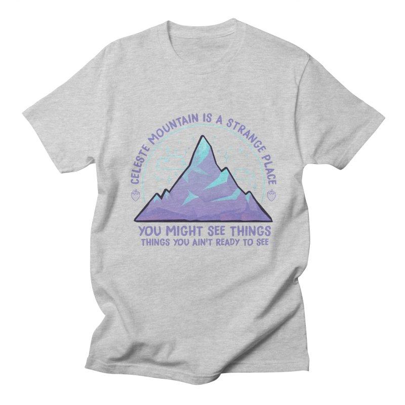 Mountain Women's Regular Unisex T-Shirt by tulleceria