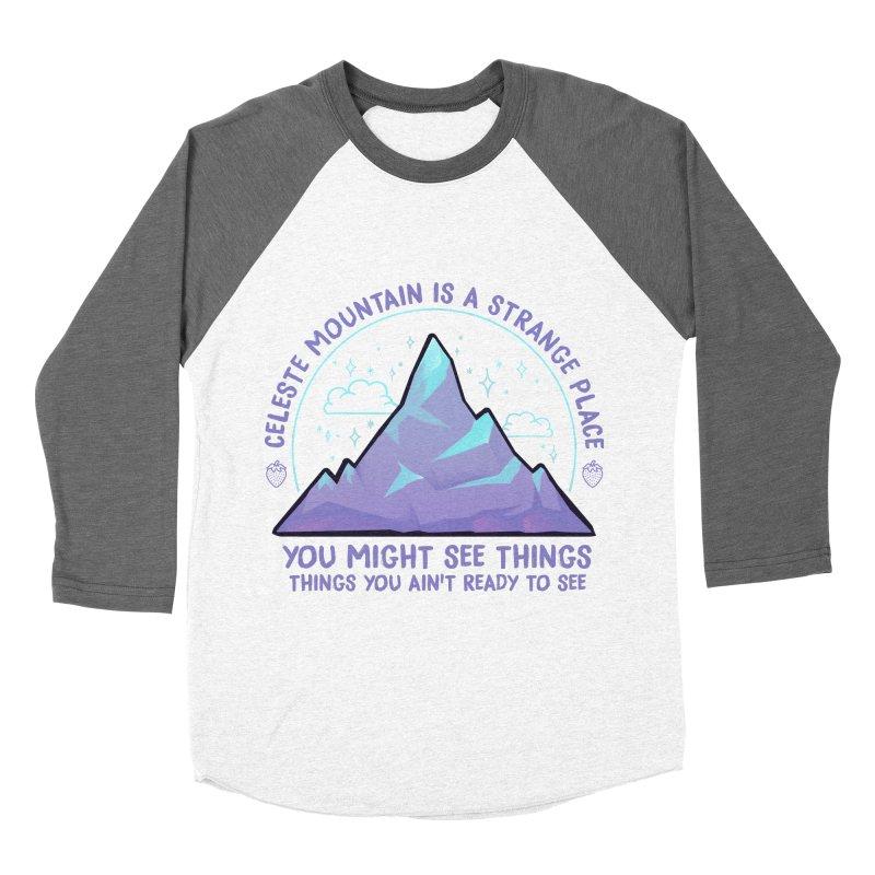 Mountain Women's Longsleeve T-Shirt by tulleceria