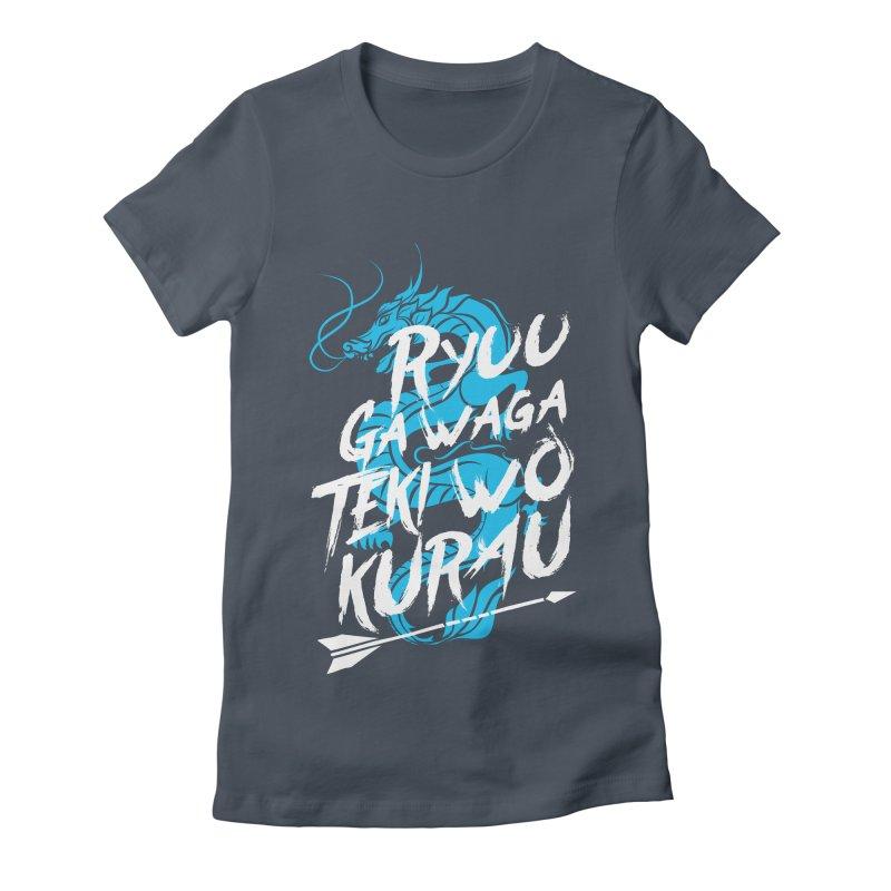 Hanzo Women's T-Shirt by tulleceria