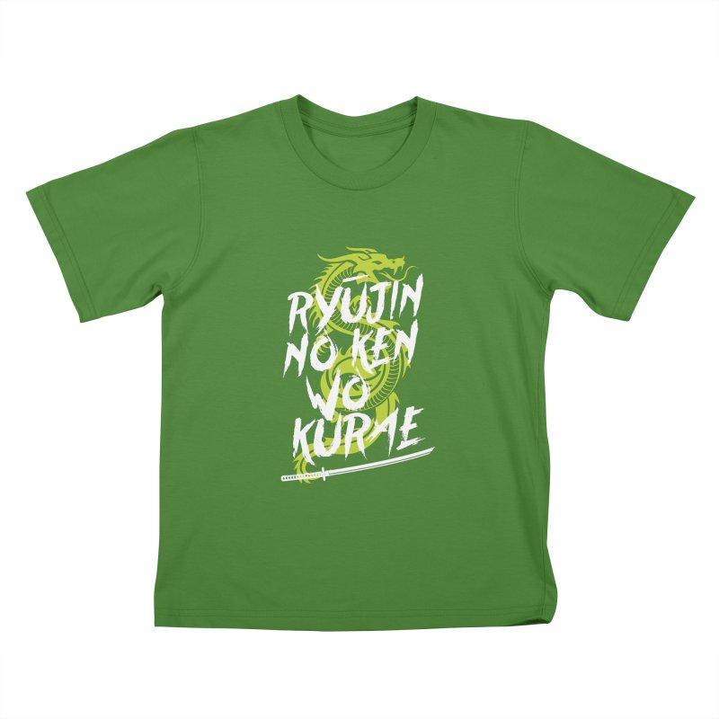 Genji Kids T-Shirt by tulleceria