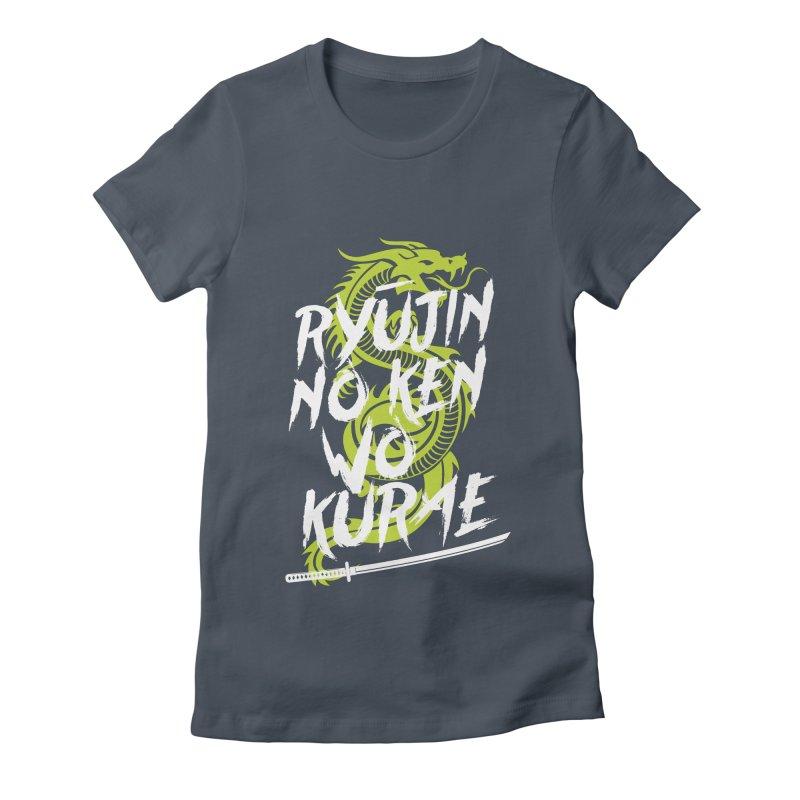 Genji Women's T-Shirt by tulleceria