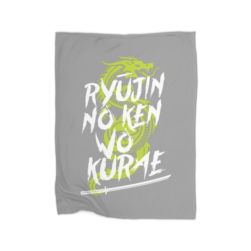 Genji Home Blanket by tulleceria